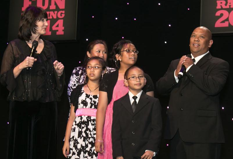 Kathy-Magno family