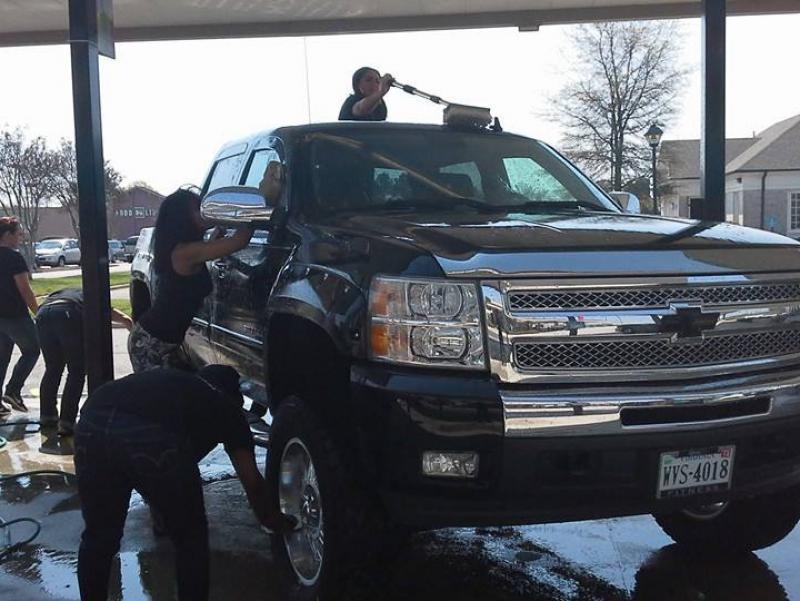 Rudy Kelly car wash