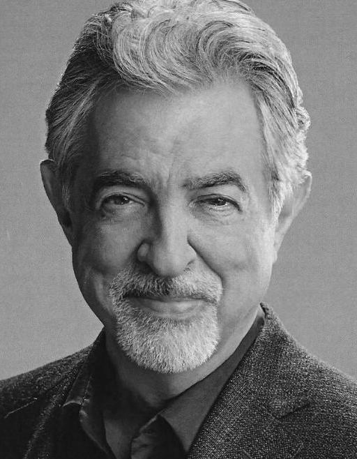 Joe Mantegna BW